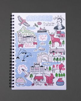 Ayrshire Collection Notebook