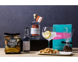 Pinewood Conservation Gin Gift Box
