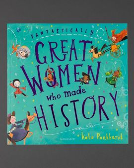 cover of fantastically great women who made history