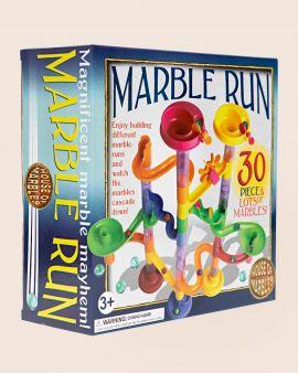 30 Piece Marble Run