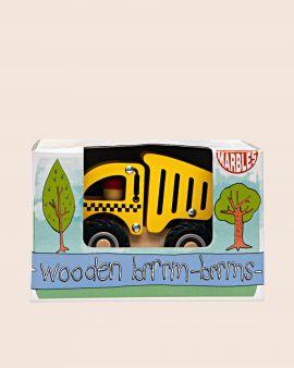 Wooden Tipper Truck