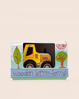 Wooden Toy Digger