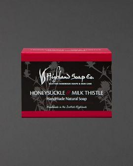 Honeysuckle & Milk Thistle Soap Bar