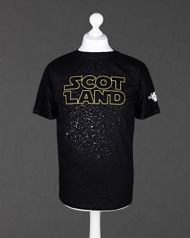 the scotland galaxy t shirt