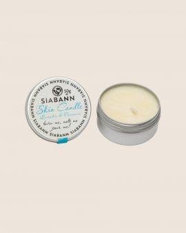 Siabann Lavendar & Geranium Skin Candle 50g