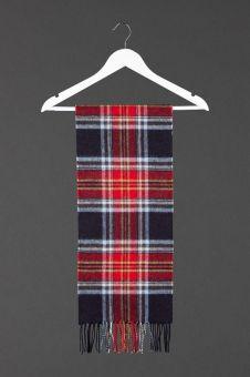 royal mile lambswool scarf