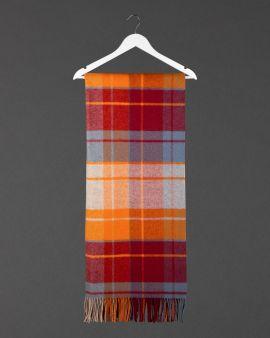 built heritage lambswool scarf