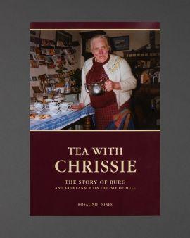 Tea with Chrissie by Rosalind Jones