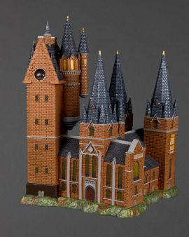 The model of the Hogwarts Astronomy Tower.