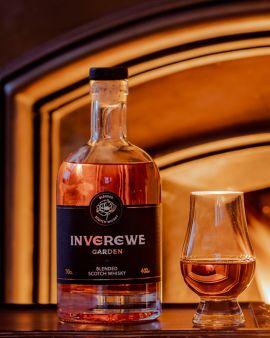 Inverewe Garden Scottish Blend Whisky 70cl 40% ABV